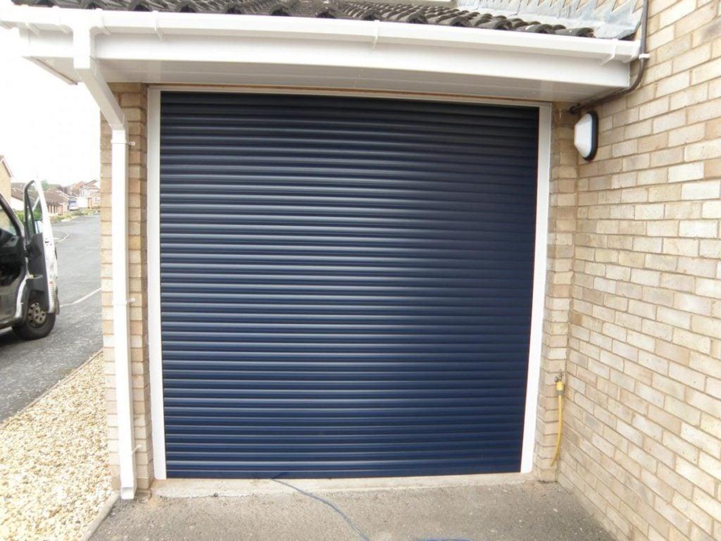 Garage, Alan Joy Windows, Doors Conservatories and Roofing, Melksham, Trowbridge