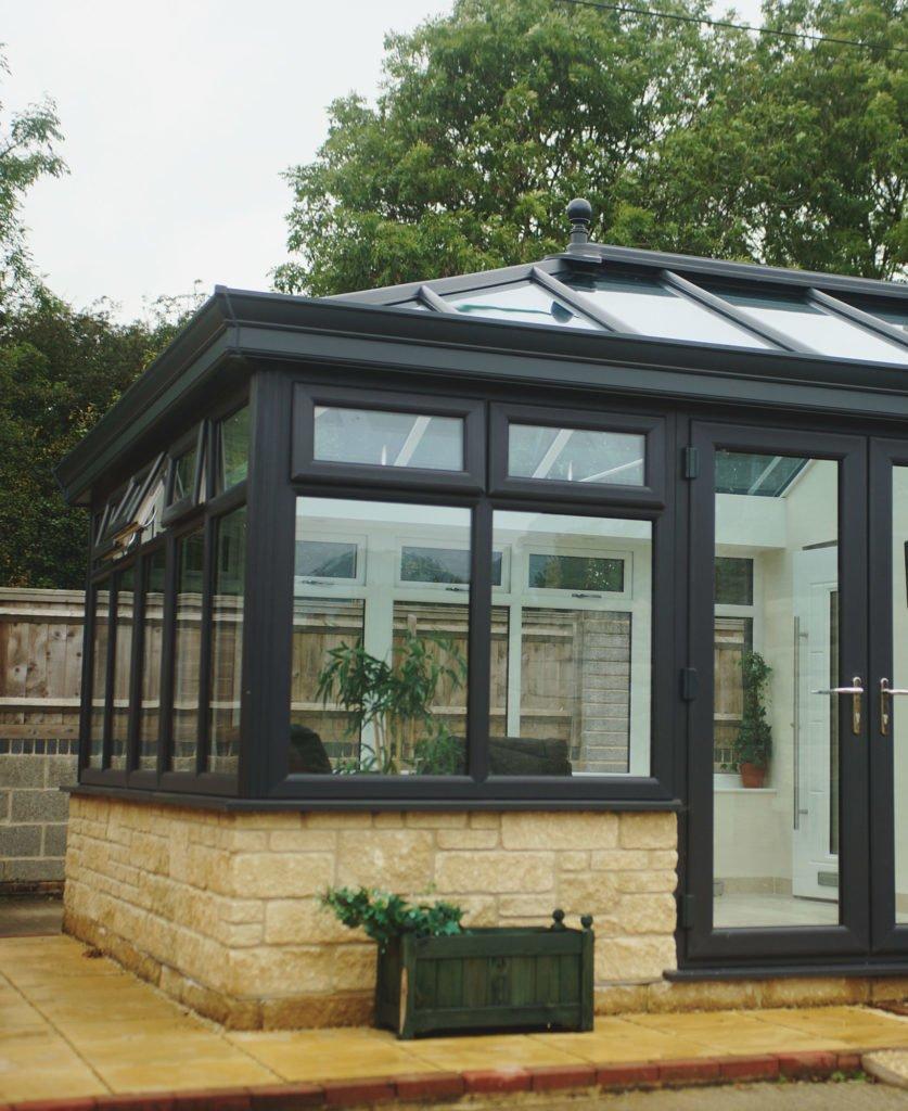 Guardian Warm roof, Alan Joy Windows, Doors Conservatories and Roofing, Melksham, Trowbridge