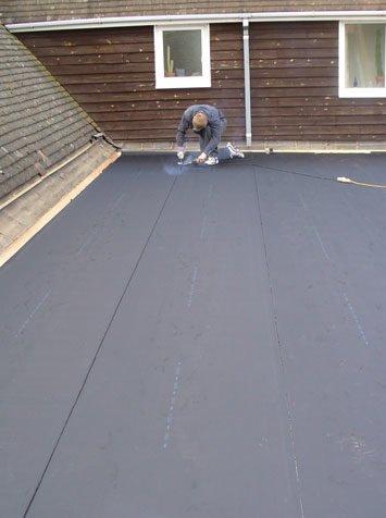 Flat Roofing, Alan Joy Windows, Doors Conservatories and Roofing, Melksham, Trowbridge