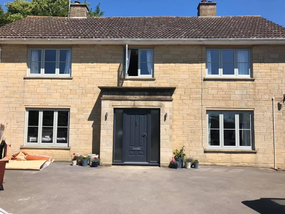 Alan Joy Windows, Doors Conservatories and Roofing, Melksham, Trowbridge