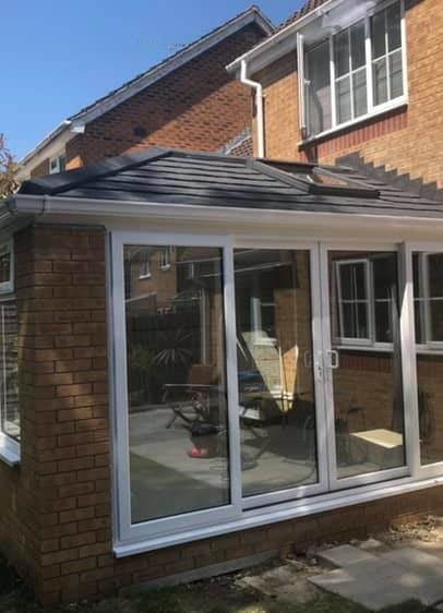 Tiled Roof Conservatory, Alan Joy Windows, Doors Conservatories and Roofing, Melksham, Trowbridge