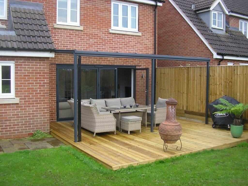 Veranda, Alan Joy Windows, Doors Conservatories and Roofing, Melksham, Trowbridge