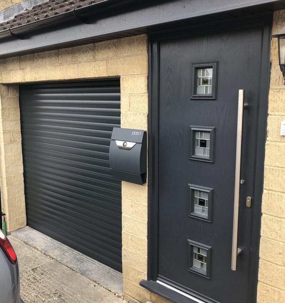 Composite Door, Alan Joy Windows, Doors Conservatories and Roofing, Melksham, Trowbridge